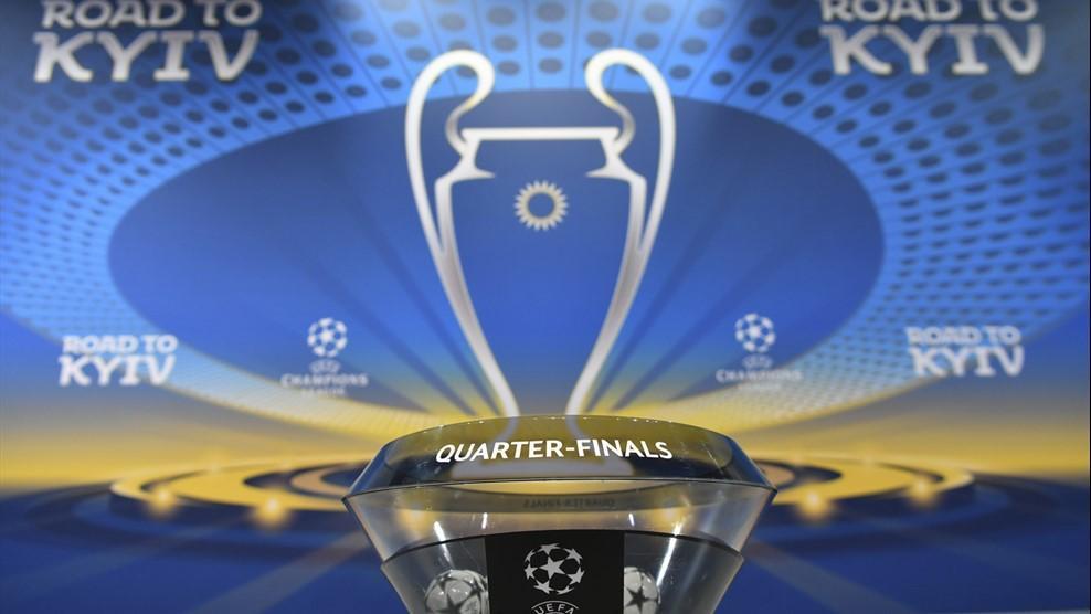 На шляху до Києва залишилися 8 команд / uefa.com