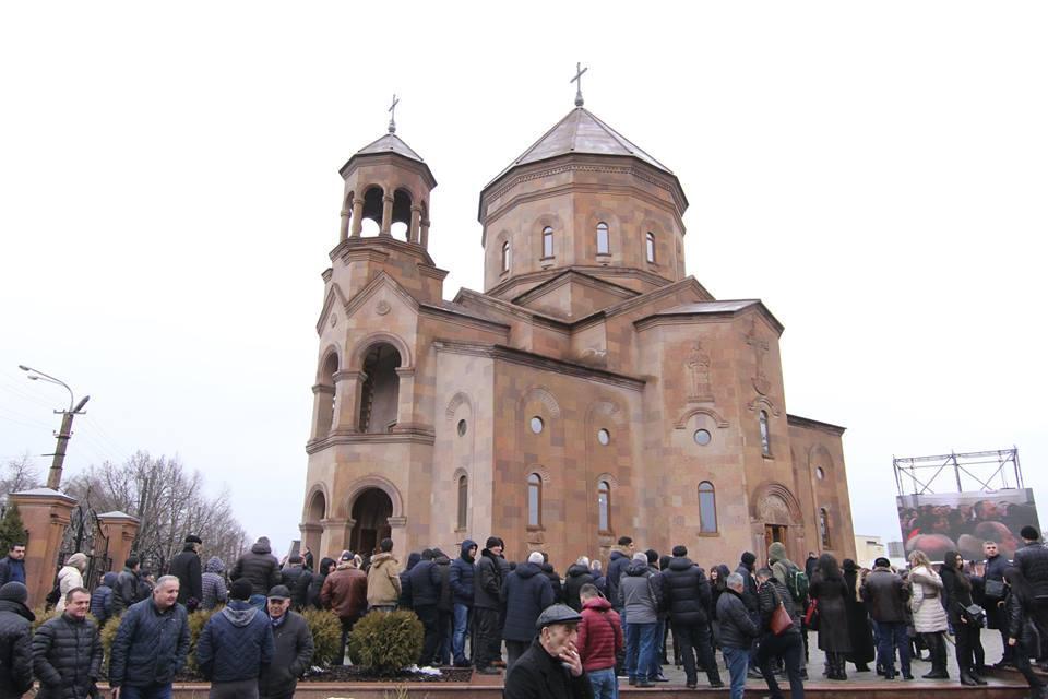 У Дніпрі відкрили новий вірменський храм / фото oblrada.dp.gov.ua