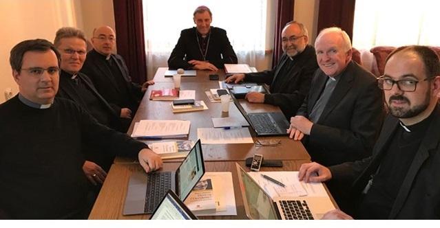 Ця нова комісія створена під час Пленарної Асамблеї РЄКЄ 2017 року / radiovaticana.va