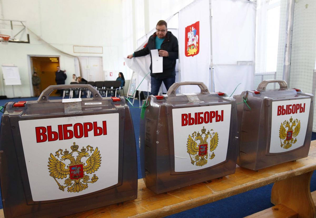 Согласно первым подсчётам лидирует Владимир Путин— ЦИКРФ