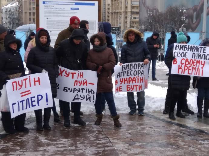 ЦВК РФ: У Чечні за Путіна проголосувало понад 91% виборців