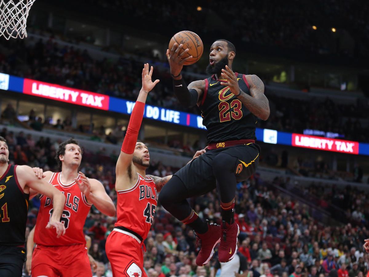 Чикаго - Кливленд / REUTERS