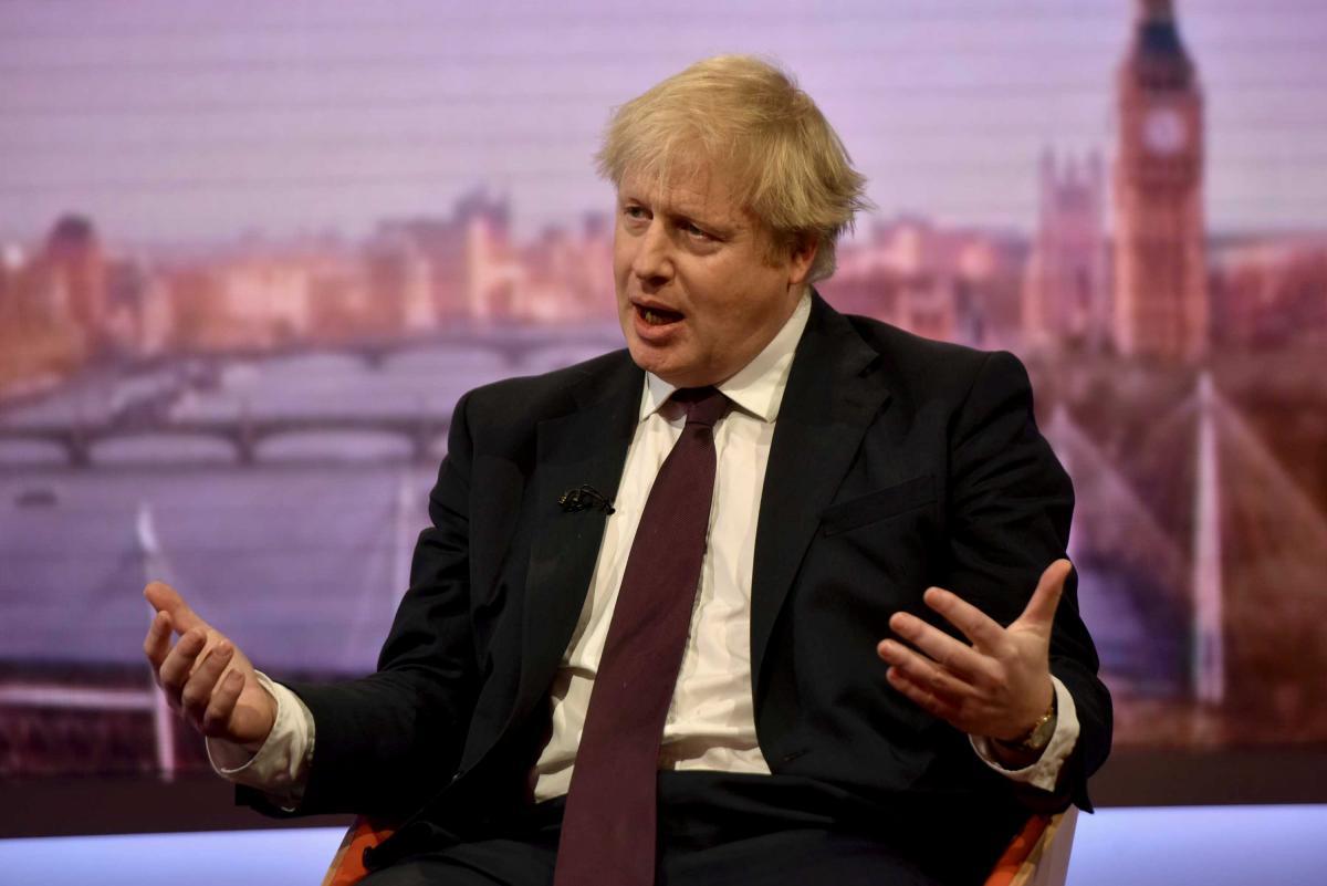 Прем'єр Великобританії Борис Джонсон / REUTERS