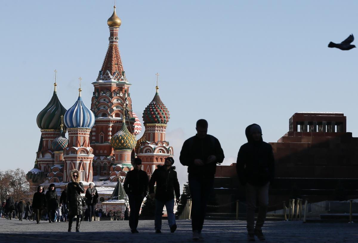 Червона площа в Москві / REUTERS