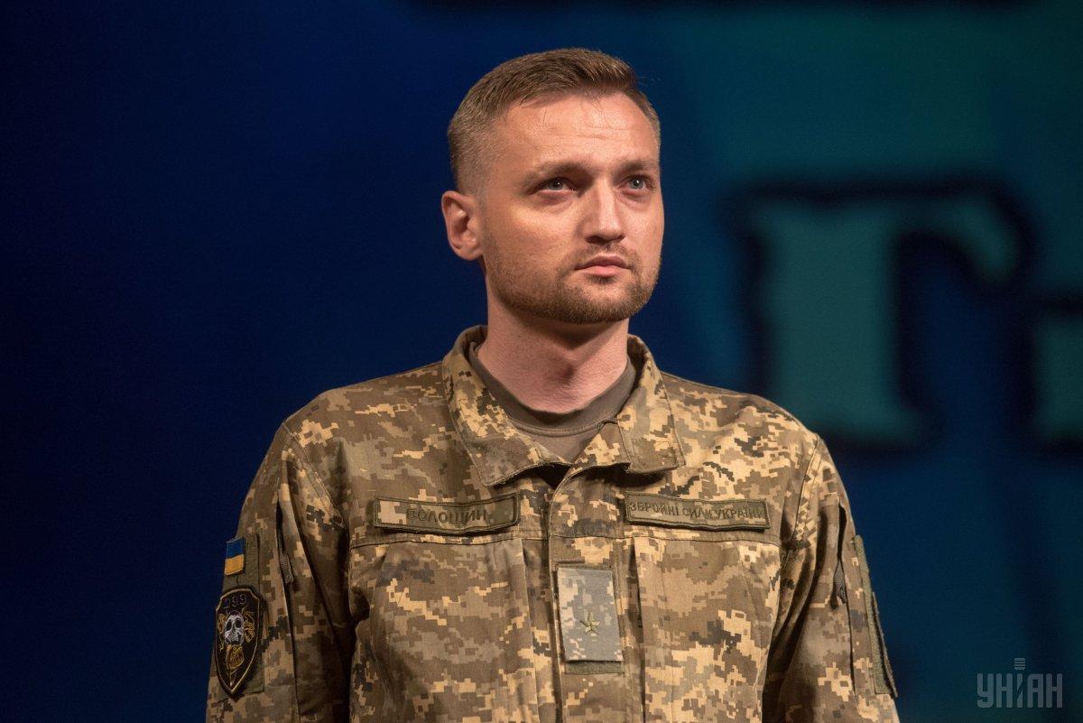 Волошин застрелился / фото УНИАН