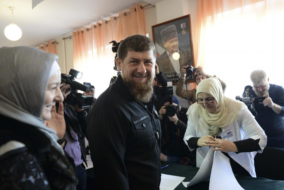 Рамзан Кадыров / REUTERS
