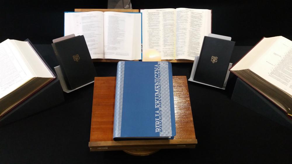 Презентация публикаций однотомника Экуменической (Вселенской) Библии / orthodox.pl
