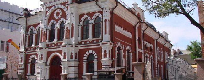 Синагога на Подолі, найстаріша з діючих київських синагог / historicsynagogueseurope.org