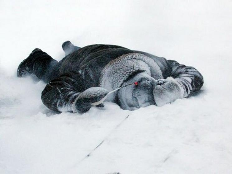 От общего переохлаждения за указанный период умерли 64 человека / фото dczn.zt.gov.ua