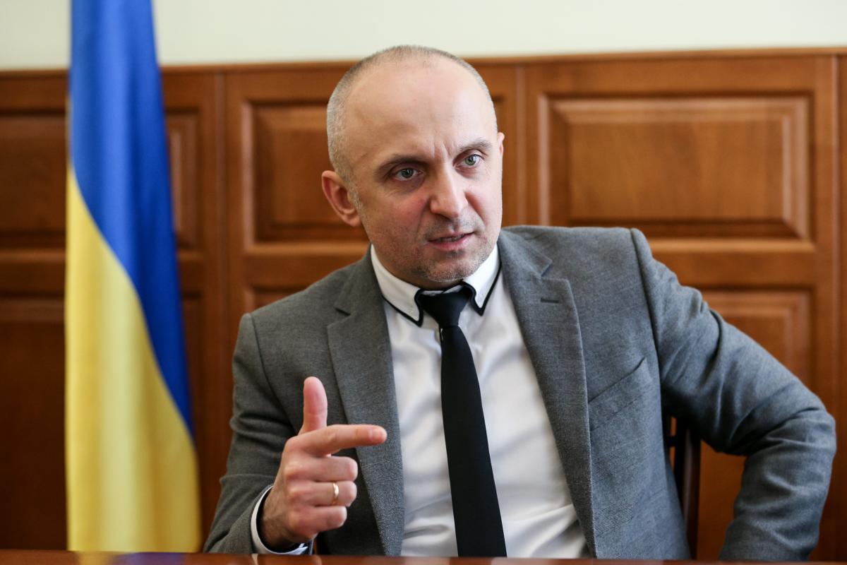 Председатель Госэнергоэффективности Сергей Савчук / УНИАН