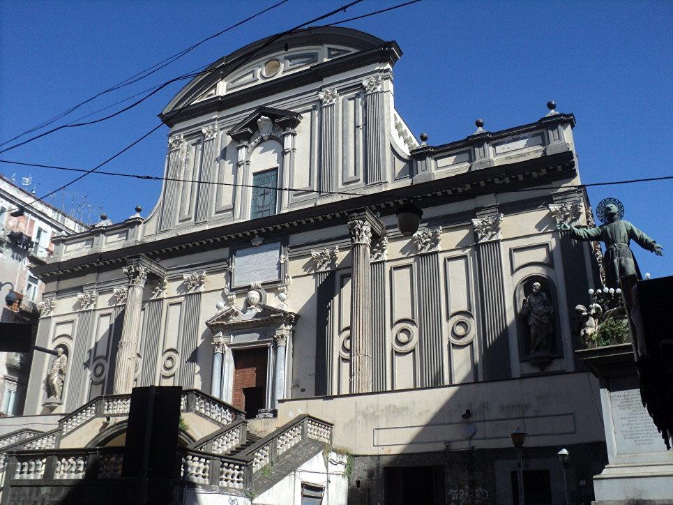 Basilica di San Paolo Maggiore / blagovest-info.ru