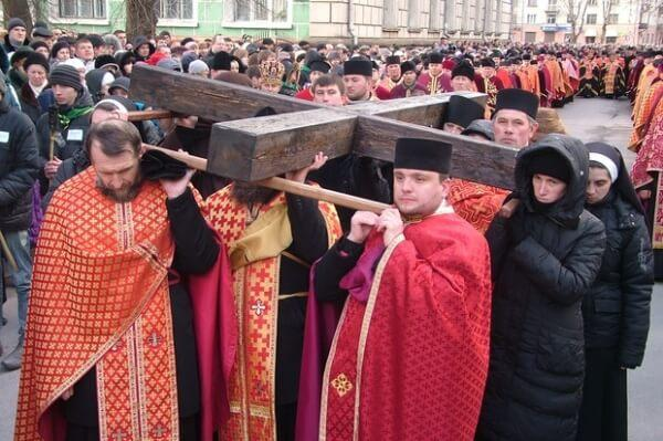 В УГКЦ состоится традиционный крестный ход / nova.te.ua