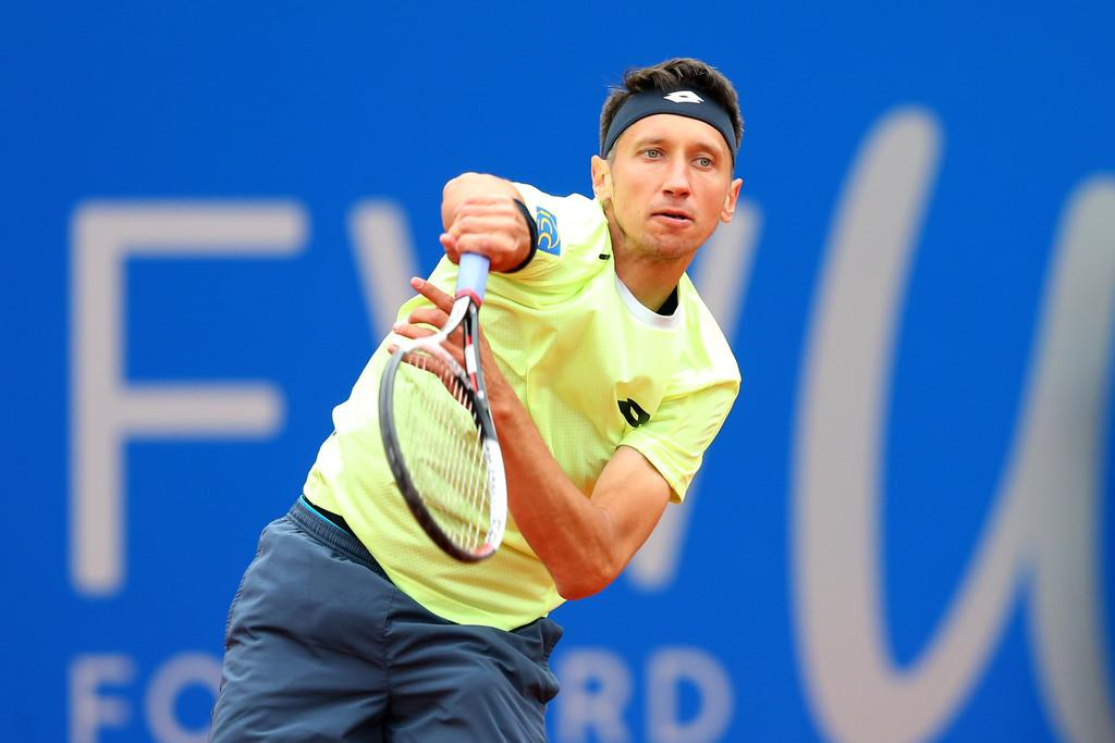 Сергей Стаховский преодолел три раунда квалификации/ фото btu.org.ua
