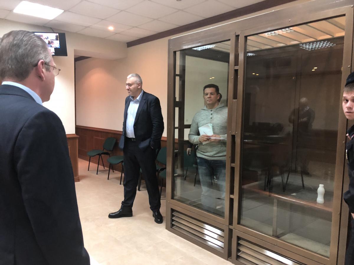 Кремль обвиняет Сущенко в шпионаже / фото УНИАН