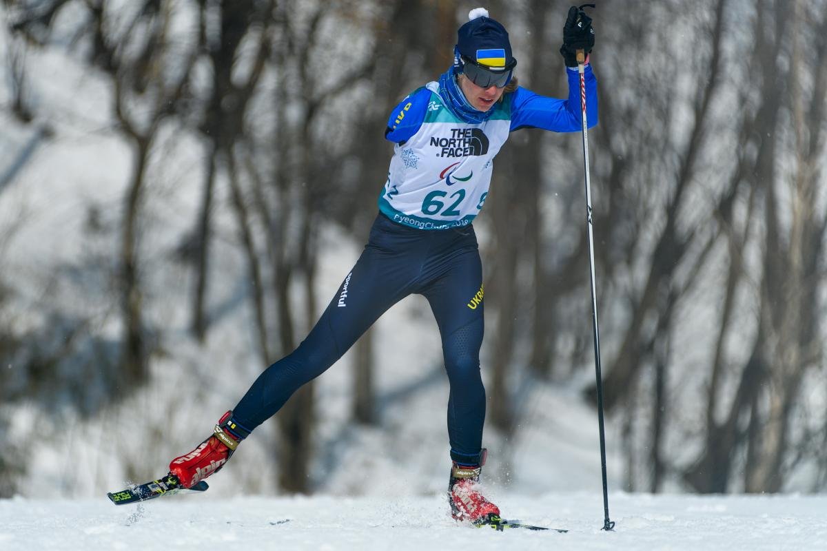 Юлия Батенкова выиграла долгожданное золото Паралимпийских игр / REUTERS