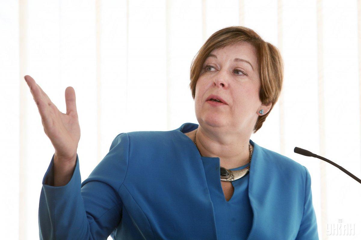 Ксения Ляпина поддержала введение фискального механизма для налогообложения / фото УНИАН