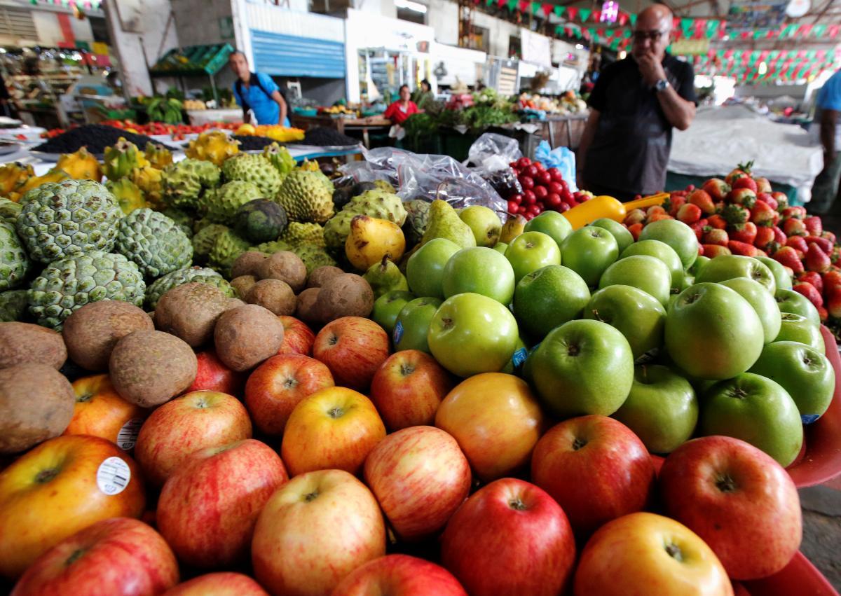 Установлен исторический максимум по объемам импорта фруктов / Иллюстрация REUTERS