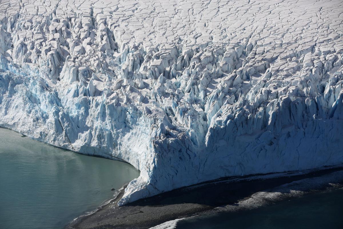 Сьогодні - День Антарктиди / фото REUTERS