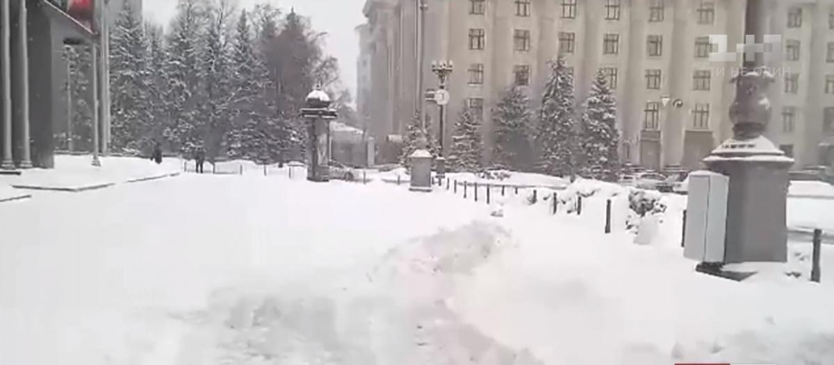Негода в Харкові / ТСН