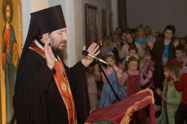 Отец Антоний-Григорий (Роман Планчак) / Фото 0352.ua