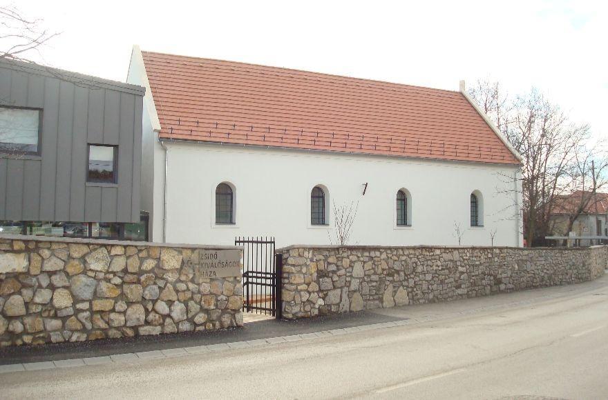 Недавно открытое здание бывшей синагоги / lechaim.ru