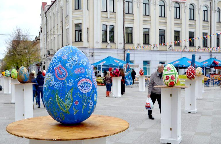 У Житомирі Пасху почнуть святкувати 31 березня / zhzh.info