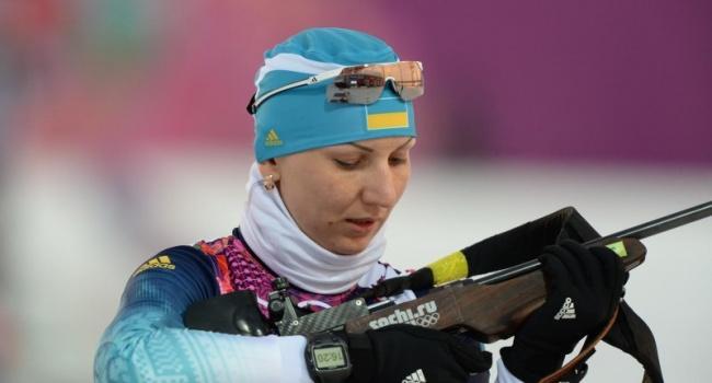 Елена Пидгрушная была лучшей из украинок в спринтерской гонке в Поклюке/ replyua.net