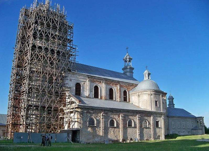 Підкамінський монастир / galinfo.com.ua