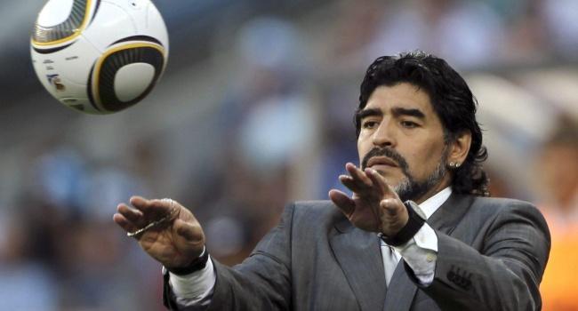 Марадона жестко раскритиковал Месси и аргентинскую команду в целом за выступление на ЧМ -2018/ Global Look Press
