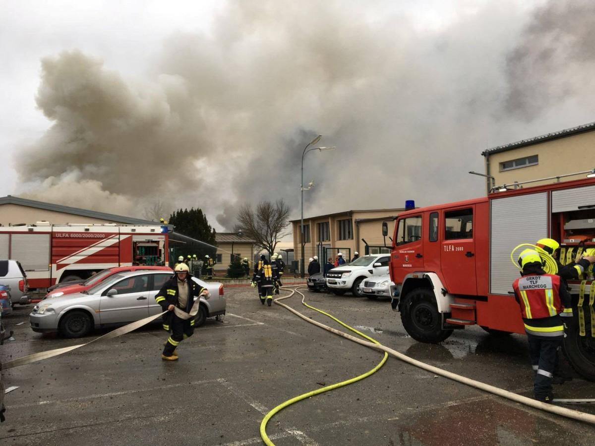 На химическом заводе в Чехии произошел взрыв, есть жертвы