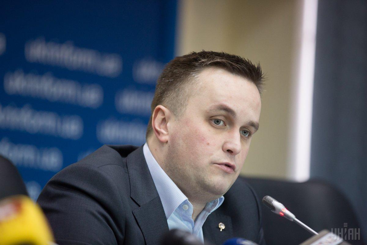 Холодницкий прогнозирует старт работы Антикоррупционного суда на конец 2018 - начало 2019 года / фото УНИАН