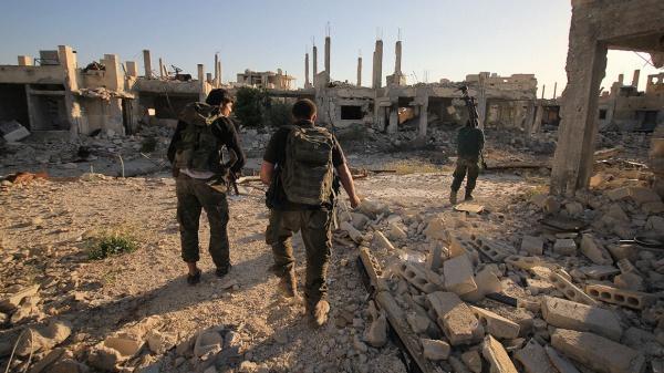 Турецькі війська продовжують розмінування Африна / islam-today.ru