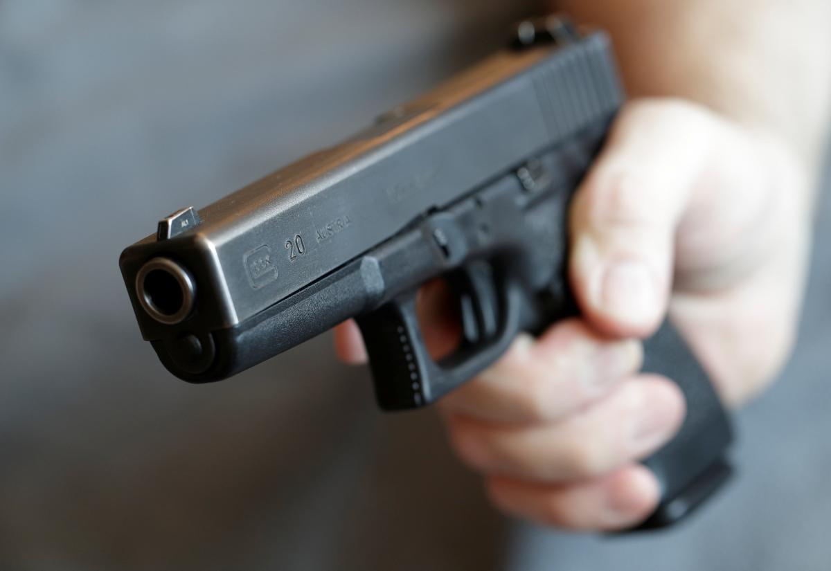 Речь идет о принятии законопроекта об обороте оружия в первом чтении / REUTERS