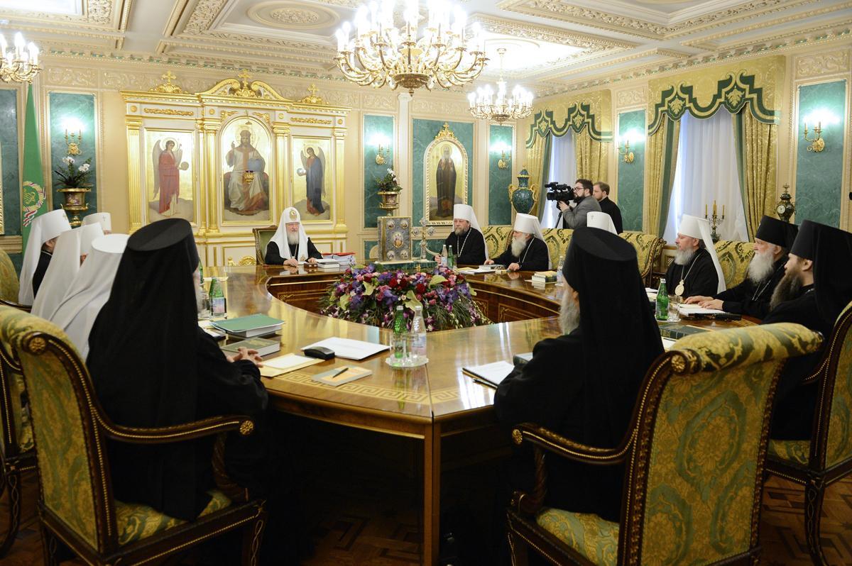 В текущем 2018 году столица Урала будет местом проведения совещания Священного синода РПЦ