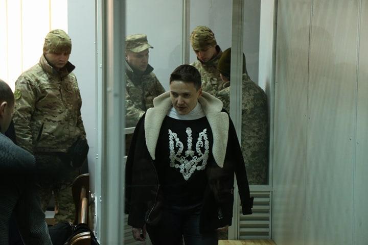 Савченко взяла себе нового адвоката / фото УНИАН