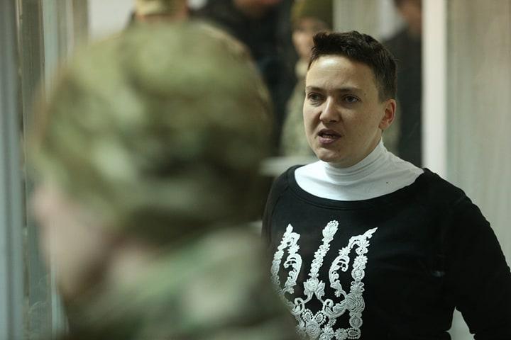 Савченко прокомментировала отказ адвокатов от ее дела / фото УНИАН