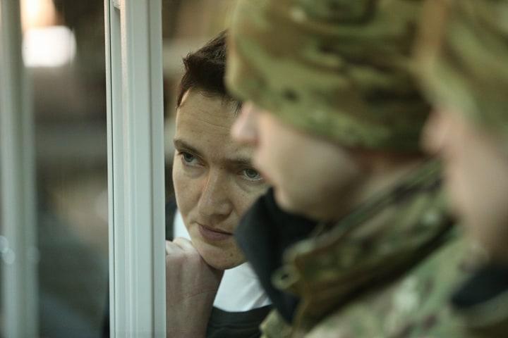 Сьогодні проходить суд у справі Савченко / фото УНІАН