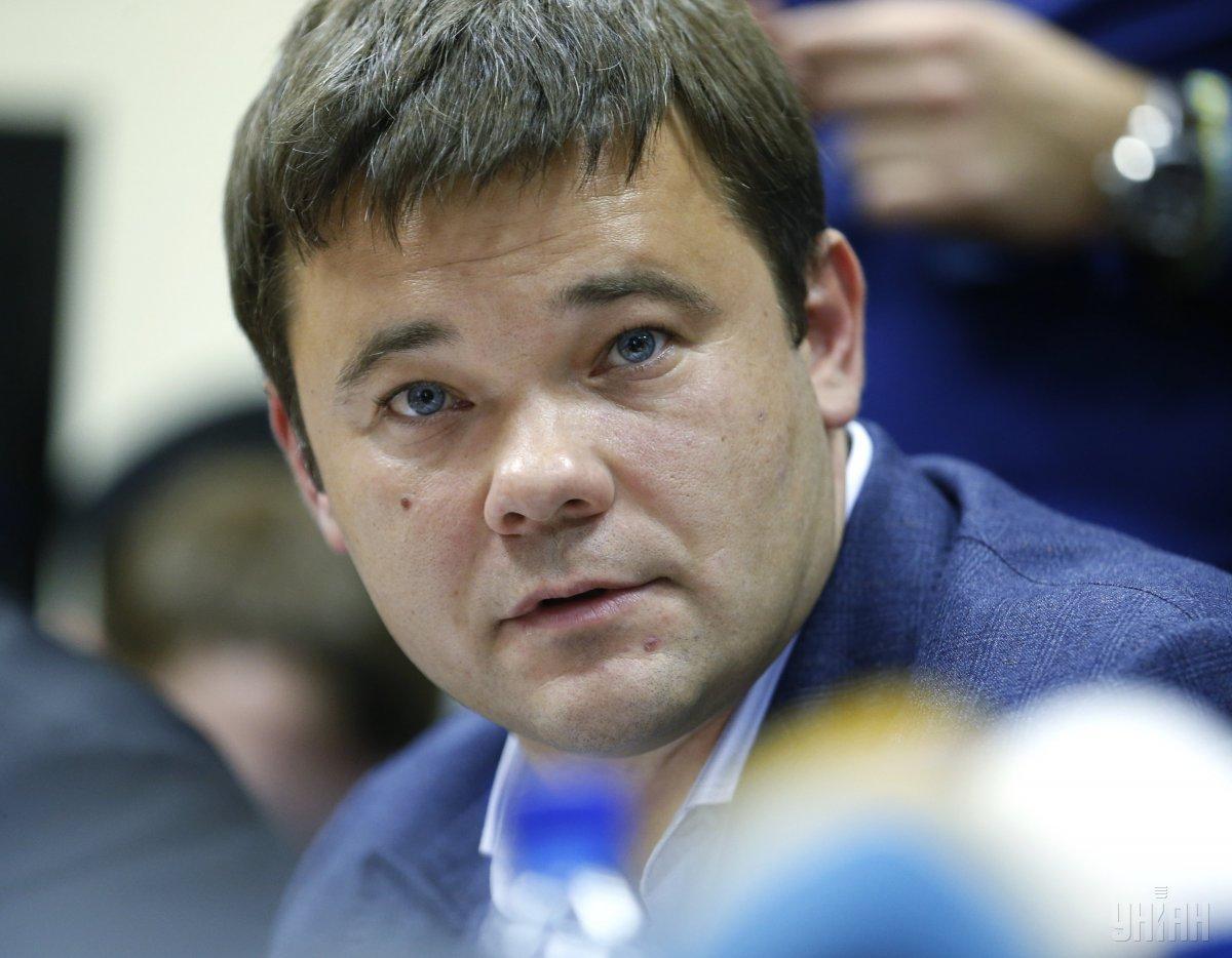 До принятия присяги новоизбранным парламентом, отметил Богдан, ВР еще действует / фото УНИАН