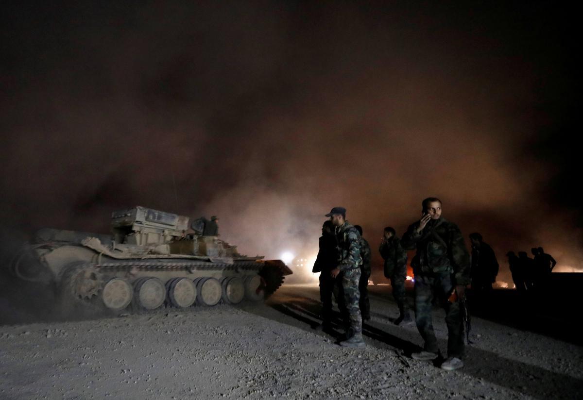 ВСирии авиабомба угодила вбомбоубежище погибли 37 мирных граждан