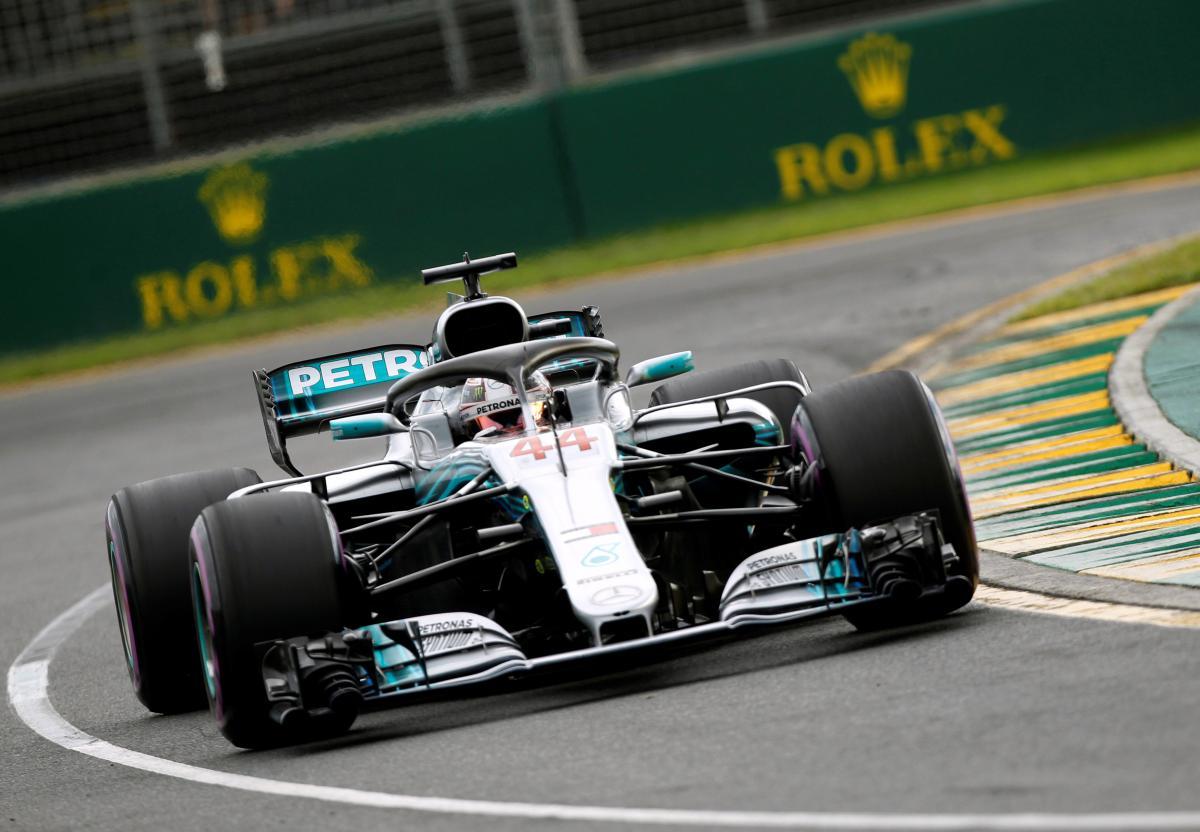 """Льюїс Хемілтон продовжує перемагати і в новому сезоні """"Формули-1"""" / Reuters"""