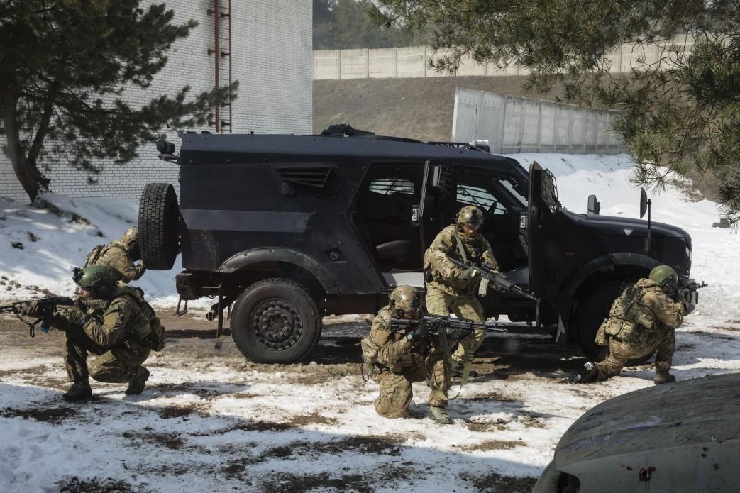 Контрразведка СБУ разоблачила агентурную сеть российской военной разведки / фото president.gov.ua