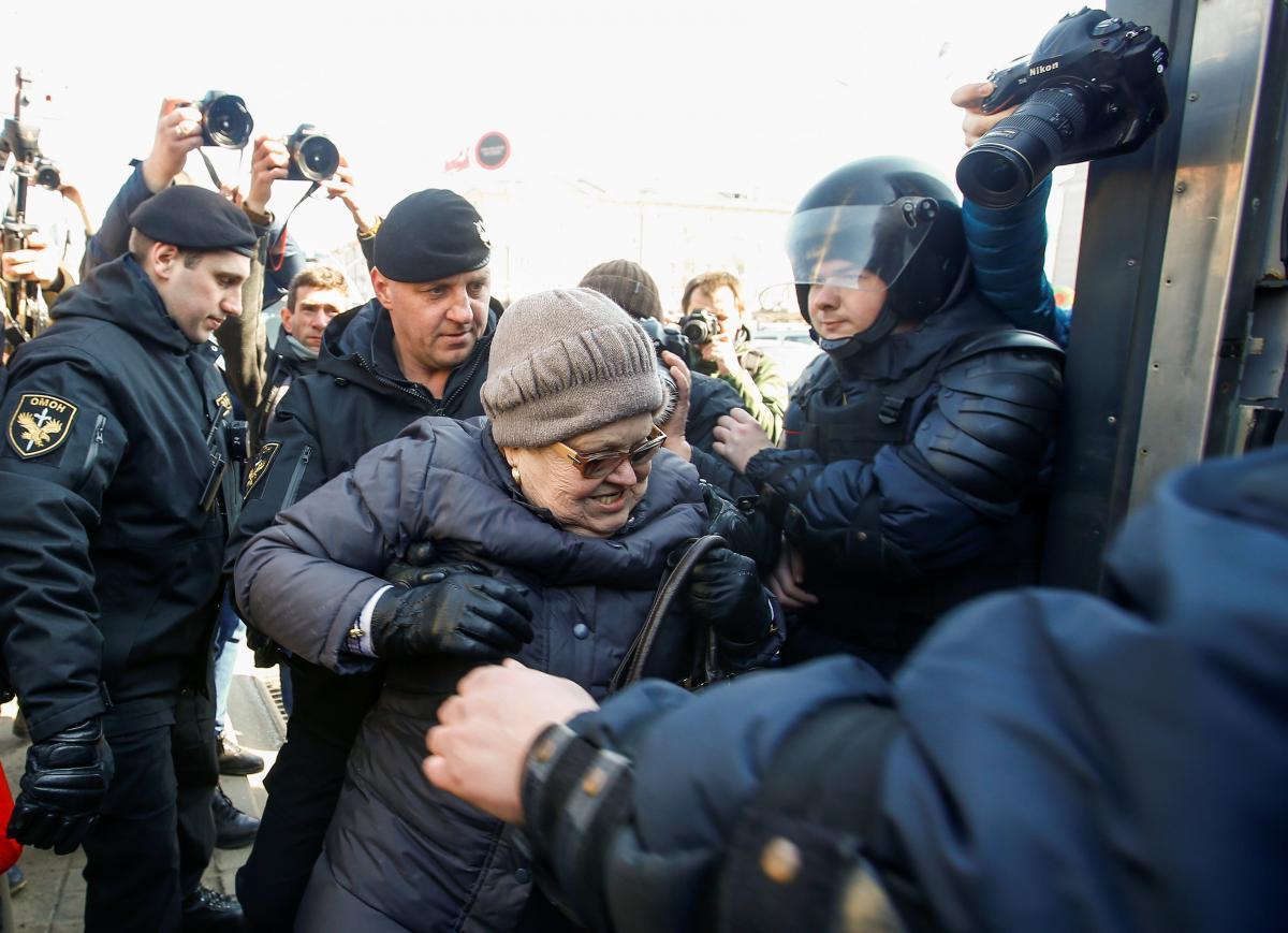 In Belarus, demanded to ban the concert Rammstein 02/22/2010 60