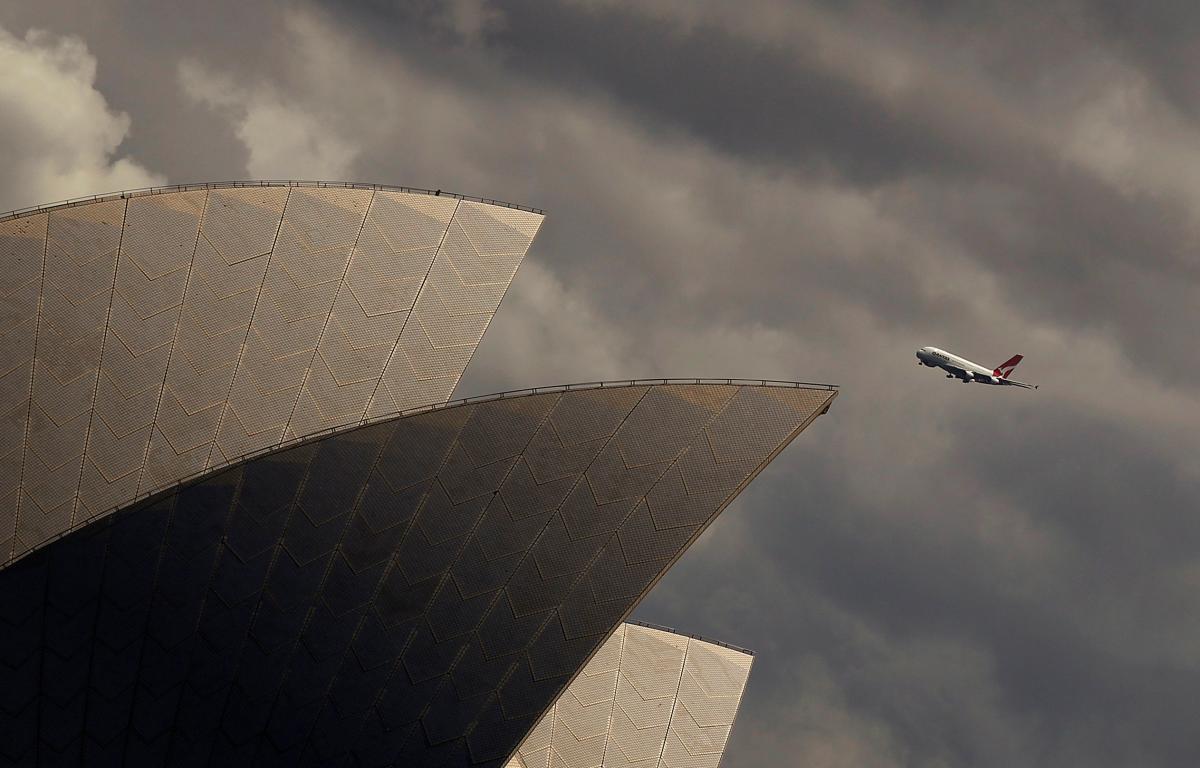 Літак Qantas / REUTERS