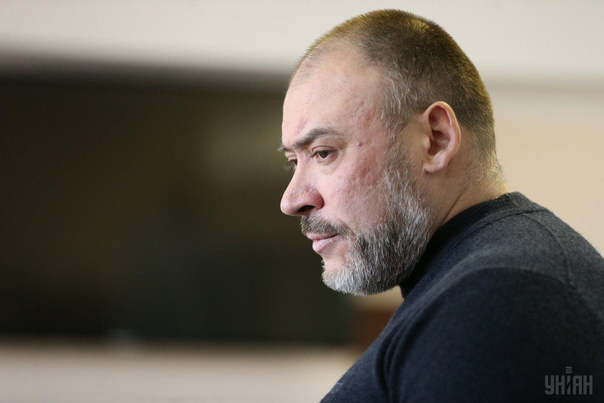 В колонии в городе Торецьк Крисін отбывает наказание по делу об убийстве журналиста Веремия \ фото УНИАН