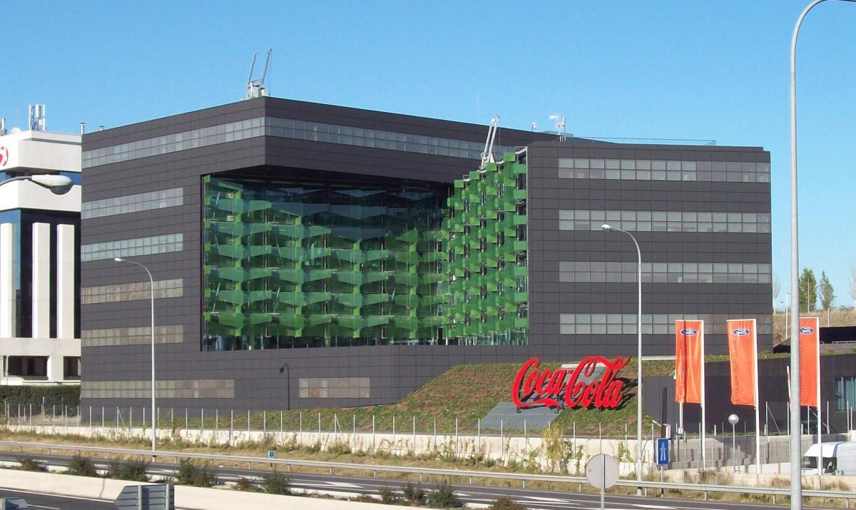 Coca Cola Company пока запускает блокчейн-проект в тестовом режиме / Photo by Luis García / CC BY-SA 3.0