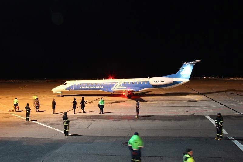 Польоти на щоденній основі з аеропорту Бориспіль виконує авіакомпанія МАУ / фото avianews.com