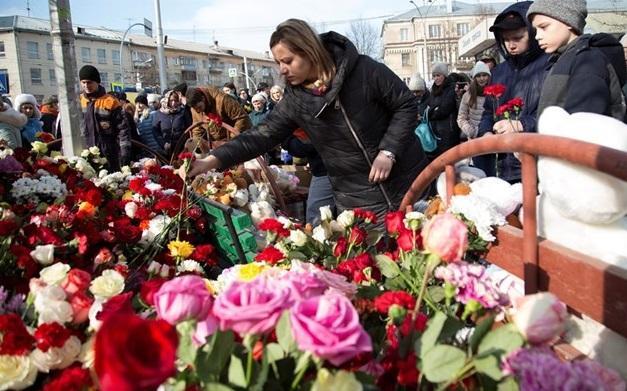 Папа выразил соболезнование родственникам жертв трагедии в Кемерово / Reuters
