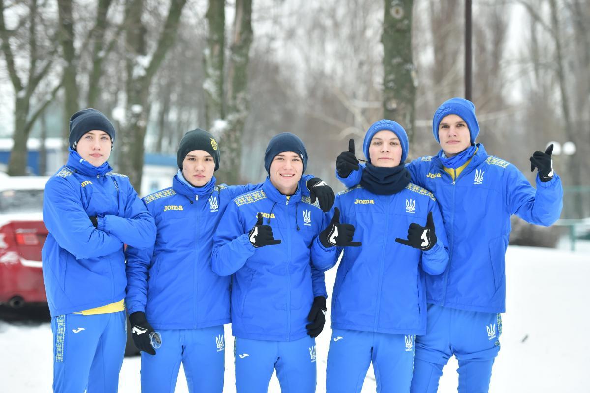 Сборная Украины (U-17) сыграет на чемпионате Европы / ffu.org.ua