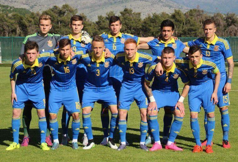 Сборная Украины вышла в финал Евро-2018 / Золотой Талант