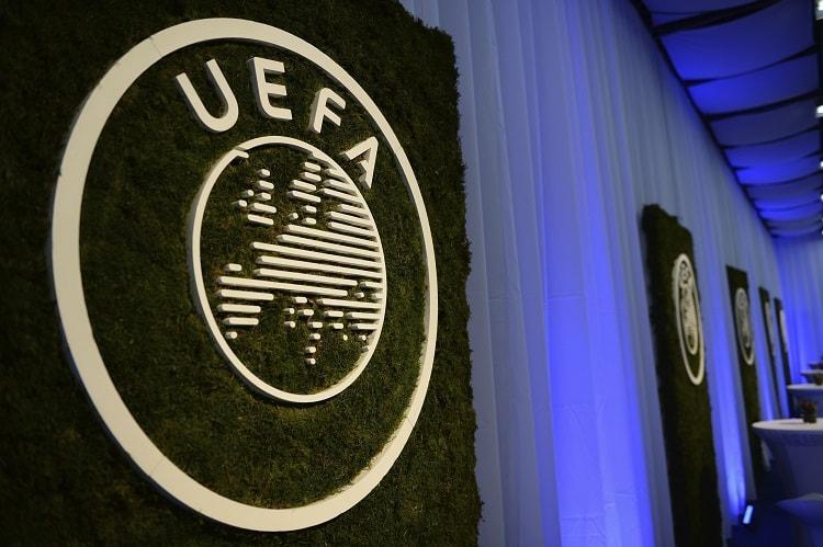 УЄФА вкотре залучив санкції до ФФУ черех поведінку вболівальнків/ ffu.ua